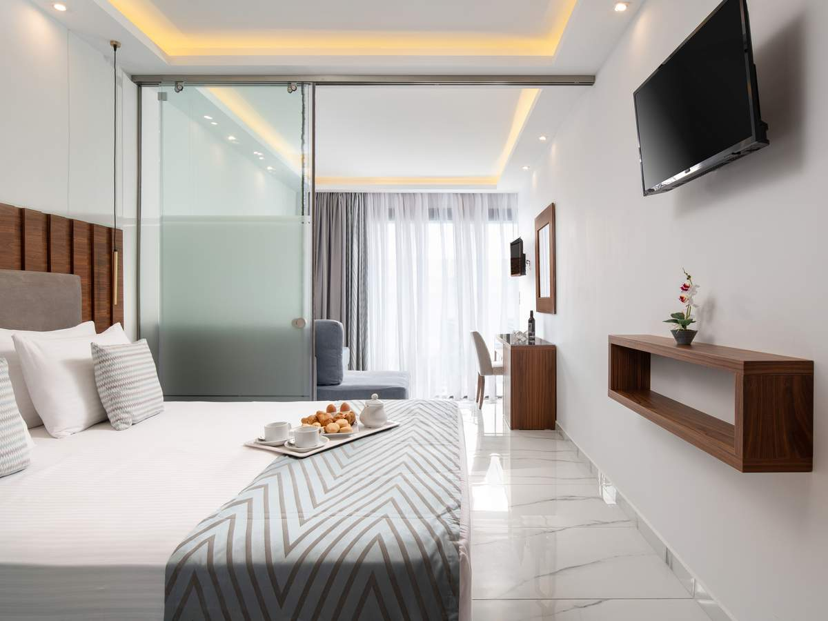 4-you suite in boutique hotel